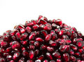 Heap Of The Pomegranate Grains Stock Photo - 11943320