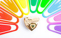 Gold At The End Of The Rainbow  Royalty Free Stock Image - 11982096