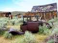 Bodie Ghost Town Stock Image - 11982741