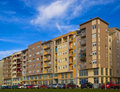 Apartment Building Royalty Free Stock Photography - 11990857