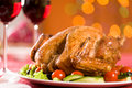 Roasted Poultry Royalty Free Stock Photos - 11993088