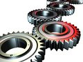 Gear Royalty Free Stock Image - 1206346