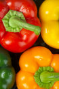 Peppers, Red Yellow Green And Orange Royalty Free Stock Photo - 1208995