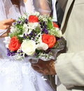 Wedding Bouquet Royalty Free Stock Images - 12016539