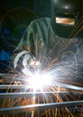 Welding Royalty Free Stock Photography - 12058527