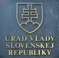 Office Of Slovak Government Royalty Free Stock Image - 12106716