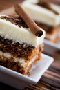 Carrot Cake Royalty Free Stock Photo - 12131645