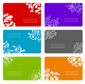 Colorful Banners Set Royalty Free Stock Photos - 12148668