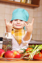 Cool Cook Stock Photo - 12171160