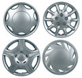 Hubcap Isolated Royalty Free Stock Photo - 12215405