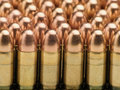 Rows Of Bullets Stock Photo - 12219250