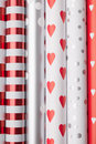 Rolls Of Wrapping Paper Stock Photo - 12248210