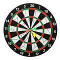 Board For Darts. Royalty Free Stock Photo - 12252115