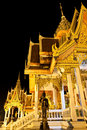 Thai Style Architecture Stock Photography - 12255252