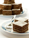 Chocolate Cakes Royalty Free Stock Images - 12310409