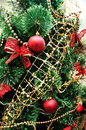 Christmas Decorations Stock Photography - 12318422