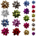 Gift Bows Stock Photography - 12361122