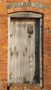 Door In Side Of Barn Royalty Free Stock Images - 12362619