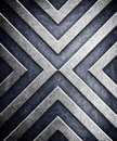 Abstract Pattern On Metal Background Royalty Free Stock Photo - 12396475