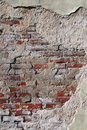Brick Wall For A Background. Royalty Free Stock Photography - 1242137