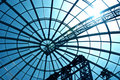 Glass Dome. Royalty Free Stock Image - 1246456