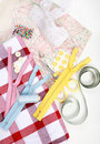 Sewing Items Stock Photo - 12403600