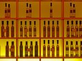 Background Picture Of Grids & Bottles Stock Images - 12409074