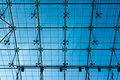 Transparent Glass Ceiling Stock Photos - 12409253