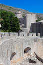 Dubrovnik Old Town - Fortress Minceta Stock Images - 12419044