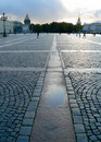 Palace Square In Saint Petersburg Stock Photography - 12444032
