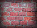 Wall Of Brick Stock Images - 12444444