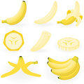 Banana Royalty Free Stock Photos - 12469718
