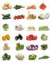 Vegetables Collection. Royalty Free Stock Photo - 12492025