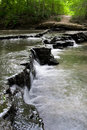 Wilderness And Waterfall Stock Photography - 12514292