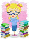 The Librarian Royalty Free Stock Image - 12516576