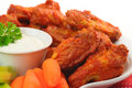 Chicken Wings Royalty Free Stock Photography - 12527117