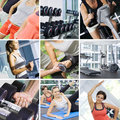 Fitness Royalty Free Stock Photography - 12529107
