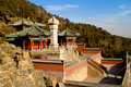 Ancient Chinese Building Royalty Free Stock Image - 12534196