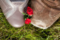 Shoes In Love Royalty Free Stock Images - 12558909