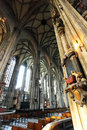 Saint Stephan Cathedral Of Wien Royalty Free Stock Image - 12571976