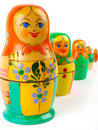 Russian Nesting Doll Royalty Free Stock Photos - 12582628