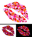 One Kiss For Valentine S Day Royalty Free Stock Photo - 12599595