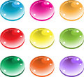Color Drops Stock Photography - 12602312