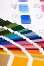 Color Chart Royalty Free Stock Images - 12642949