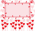 Lovely Frame Royalty Free Stock Photos - 12651198