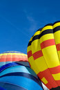 Hot Air Balloons - Chateau-d Oex 2010 Royalty Free Stock Photos - 12671498