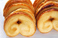 Palmier Cookies Royalty Free Stock Images - 12672749