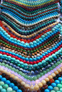 Colorful Beads Background Stock Photos - 12681093