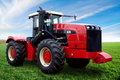 The Tractor Royalty Free Stock Photography - 12683937