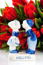 Dutch Tulips Stock Images - 12687544